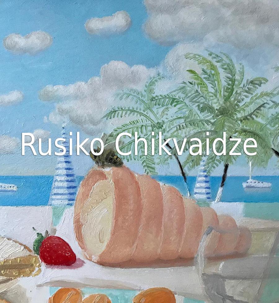 Rusiko-Chikvaidze